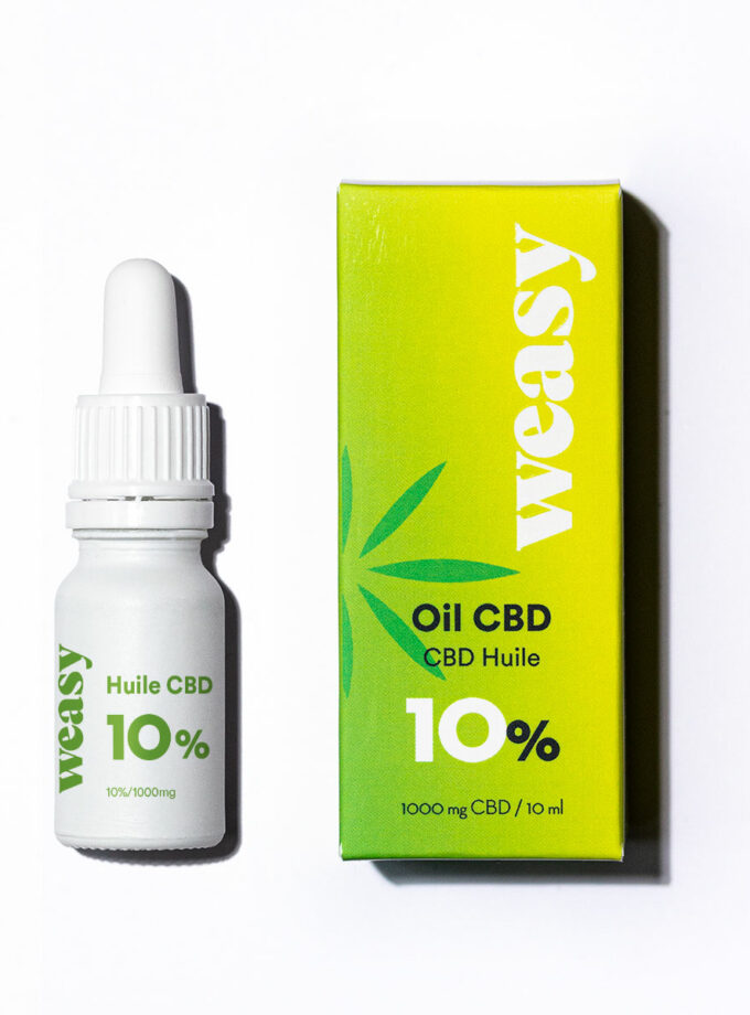 10% CBD OIL